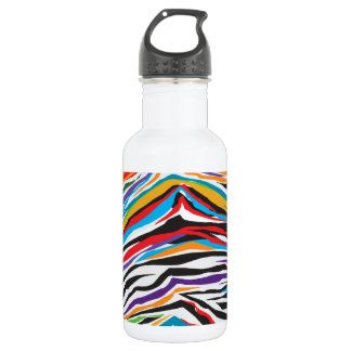 Psychedelic  Retro 18oz Water Bottle