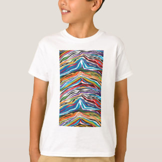 Psychedelic Retro T-Shirt