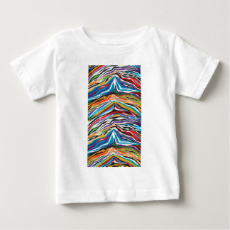 Psychedelic Retro Infant T-shirt