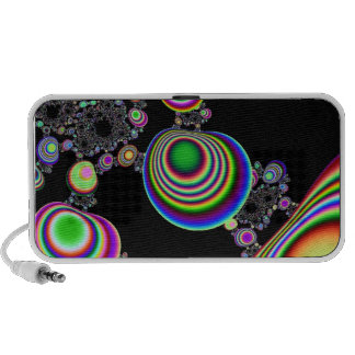Psychedelic Ripple Travelling Speaker
