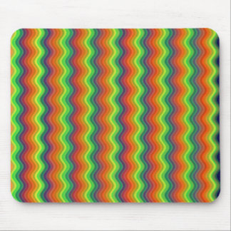 Psychedelic Ripples Mousepad