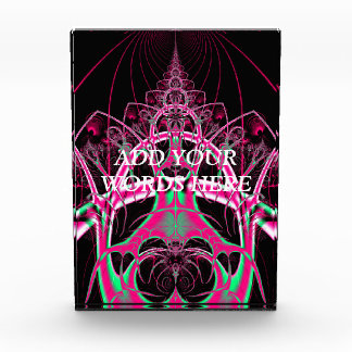 Psychedelic Rollercoaster Tunnel Fractal Award