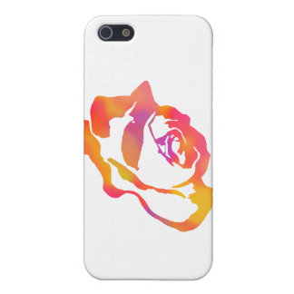 Psychedelic Rose Case For iPhone SE/5/5s