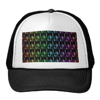 Psychedelic Scales Trucker Hat