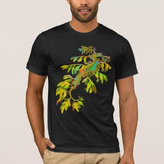 Psychedelic Sea Dragon Seahorse T-Shirt
