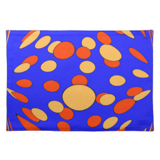 Psychedelic Series 2 Cloth Placemat
