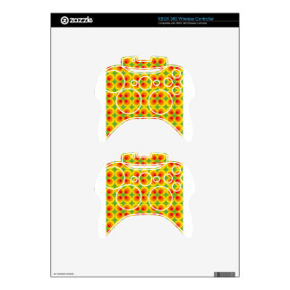 psychedelic seventies xbox 360 controller skins