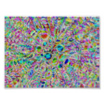 Psychedelic Shells Print
