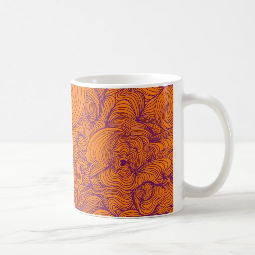 Psychedelic Sip Classic White Coffee Mug