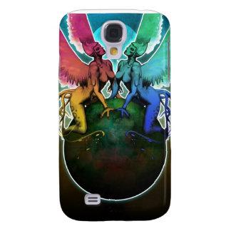 Psychedelic Siren Samsung S4 Case