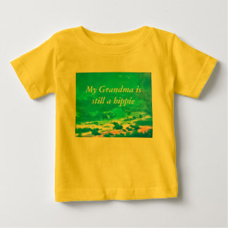 Psychedelic Sky Baby T-Shirt
