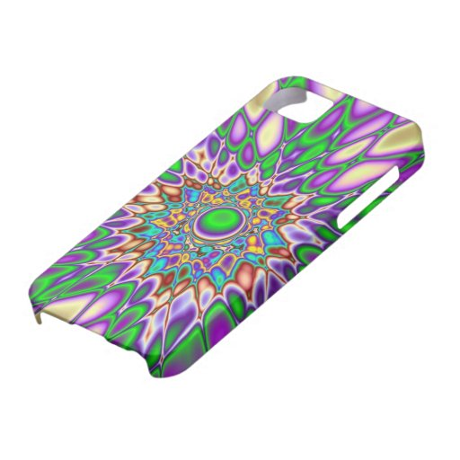 Psychedelic Smash iPhone 5 Barely There Case iPhone 5 Case