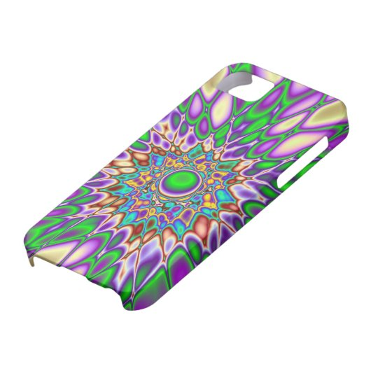 Psychedelic Smash iPhone 5 Barely There Case