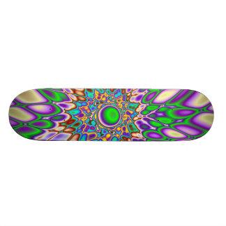 Psychedelic Smash Skateboard