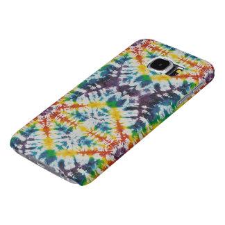 Psychedelic Soul Tie Dye Retro Samsung Galaxy S6 Case
