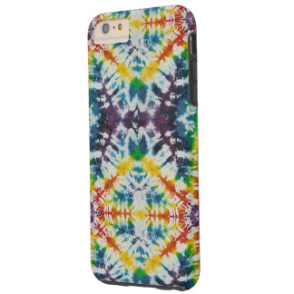 Psychedelic Soul Tie Dye Retro Tough iPhone 6 Plus Case