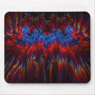 Psychedelic Spectra Mouse Pad