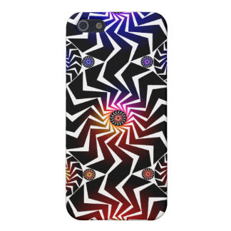 Psychedelic Spheres Pattern: iPhone SE/5/5s Case