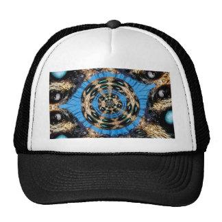 Psychedelic Spider Portal Trucker Hat