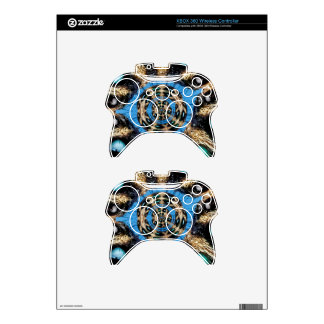 Psychedelic Spider Portal Xbox 360 Controller Skins
