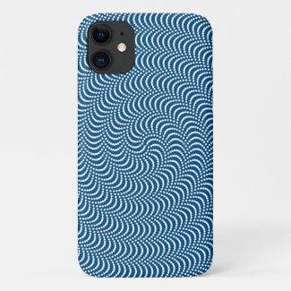 psychedelic spiral iPhone 11 case