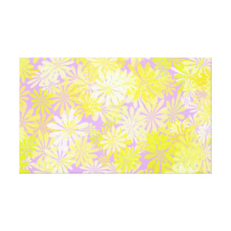 Psychedelic Spring Canvas Print