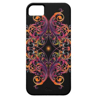 Psychedelic Star iPhone 5 Case