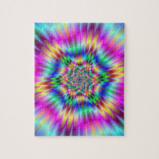 Psychedelic Star Puzzle