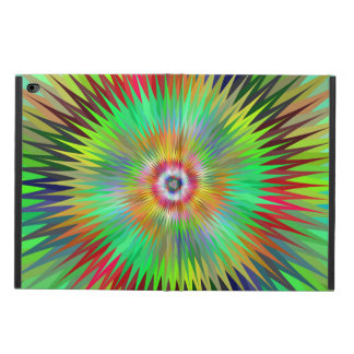 Psychedelic Starburst Fractal Powis iPad Air 2 Case