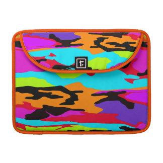 Psychedelic Suburban  Camo MacBook Pro Sleeve
