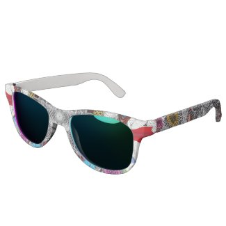 Psychedelic Sunglasses