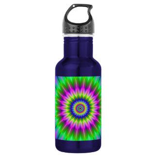 Psychedelic Supernova 18oz Water Bottle