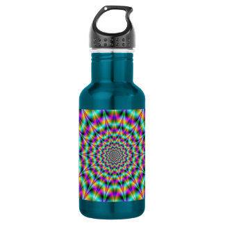 Psychedelic Supernova Bottle 18oz Water Bottle