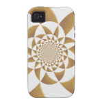Psychedelic Tan iPhone 4/4S Cover