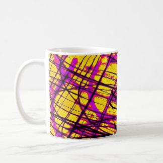 psychedelic trip coffee mug