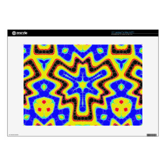 Psychedelic Trippy Abstract Decals For Laptops