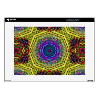 """Psychedelic Trippy Abstract Skins For 15"""" Laptops"""