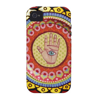 Psychedelic Trippy iPhone 4/4S Vibe Case Case For The iPhone 4