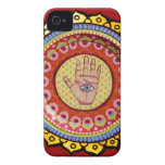 Psychedelic Trippy iPhone 4 Case by Case-Mate