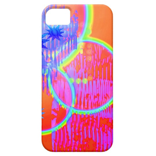 Psychedelic Trippyness iPhone SE/5/5s Case