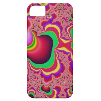 Psychedelic Trouble iPhone SE/5/5s Case