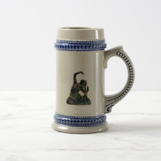 PSYCHEDELIC UNIVERSE BEER STEIN