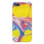 psychedelic V iPhone 4 Case