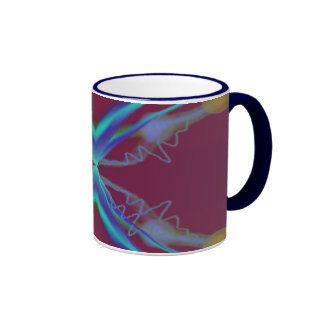 Psychedelic Visuals Coffee Mugs