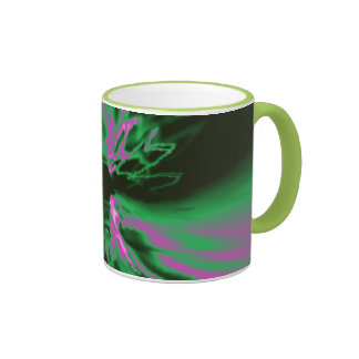 Psychedelic Visuals Mugs