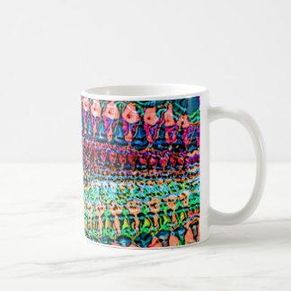 Psychedelic Watermelon Explosion Coffee Mug