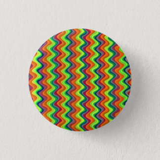 Psychedelic Waves Button