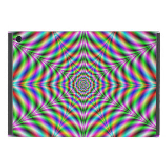 Psychedelic Web Cover For iPad Mini