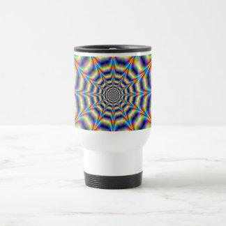 Psychedelic Wheel Mug