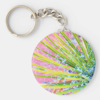 Psychedelic Yucca Keychain